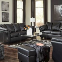 Betrillo Black Living Room Group