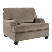 Braemar Brown Chair and a Half