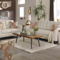 Benissa Alabaster Living Room Group