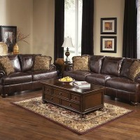 Axiom Walnut Living Room Group
