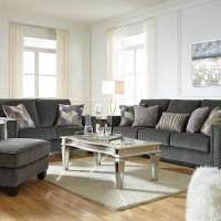 Gavril Smoke Living Room Group