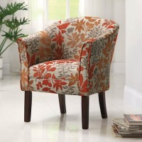 Multi-Color Accent Chair