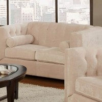 Alexis Almond Loveseat