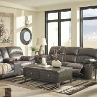 Dunwell Steel Living Room Group