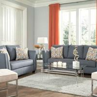 Filone Steel Living Room Group