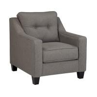 Brindon Charcoal Chair