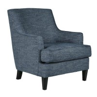 Tenino Indigo Accent Chair