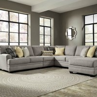 Cresson Pewter Living Room Group