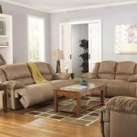 Hogan Mocha Living Room Group
