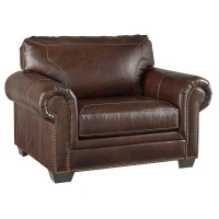 Roleson Walnut Chair and a Half