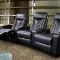 Pavillion Home Theater Collection Living Room Group