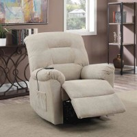 Beige Power Lift Recliner