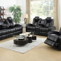 Delange Motion Collection Living Room Group