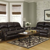Mooresville Chocolate Living Room Group