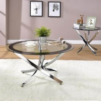Norwood Sectional Collection Accent Table Set