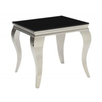 Abildgaard Black End Table