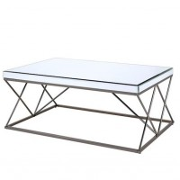 Black Nickel Coffee Table