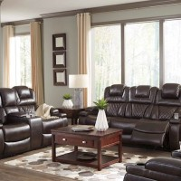Warnerton Chocolate Living Room Group