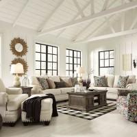 Harrietson Shell Living Room Group