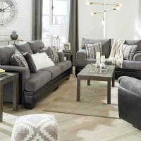 Millingar Smoke Living Room Group