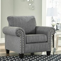 Agleno Charcoal Chair