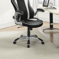 Black/White Office Chair