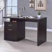 Cappuccino Executive Desk