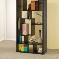 Black Oak Bookcase