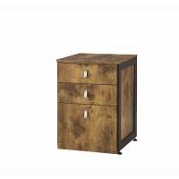 Estrella Antique Nutmeg File Cabinet