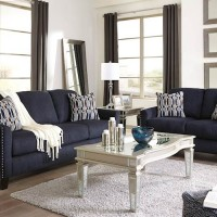 Creeal Heights Ink Living Room Group