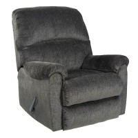 Ballinasloe Smoke Rocker Recliner