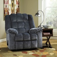 Ludden Blue Living Room Group