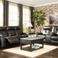 Kempten Black Living Room Group
