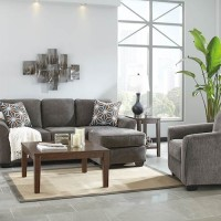 Brise Slate Living Room Group
