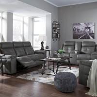 Jesolo Dark Gray Living Room Group