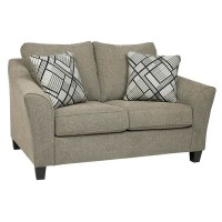 Barnesley Platinum Loveseat