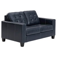 Altonbury Blue Loveseat