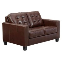Altonbury Walnut Loveseat
