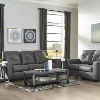 Rami Dark Gray Living Room Group