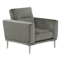 Macleary Steel Chair