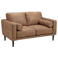 Arroyo Caramel Loveseat