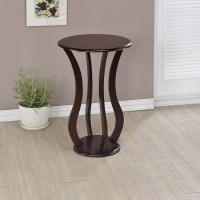 Cherry Accent Table
