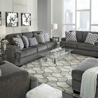 Baceno Carbon Living Room Group
