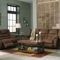 Tulen Chocolate Living Room Group