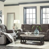 Tulen Gray Living Room Group