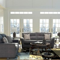 Neolan Slate Living Room Group