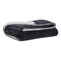 Romeo Black Throw (Includes 3)