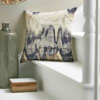 Aneko Navy Blue Pillow (Includes 4)