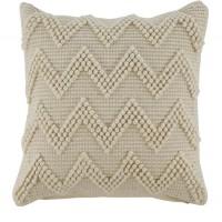 Amie Cream Pillow (Includes 4)