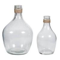 Marcin Clear Vase Set (Includes 2)